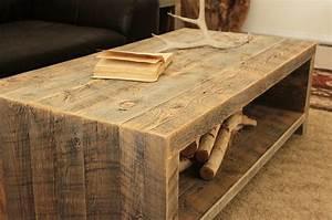 reclaimed wood coffee table modern coffee tables With how to make a reclaimed wood coffee table