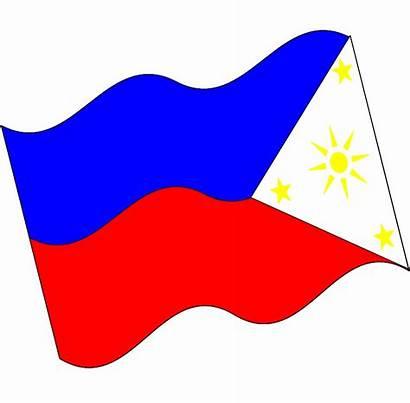 Flag Philippines Clipart Philippine Clip Filipino Cliparts