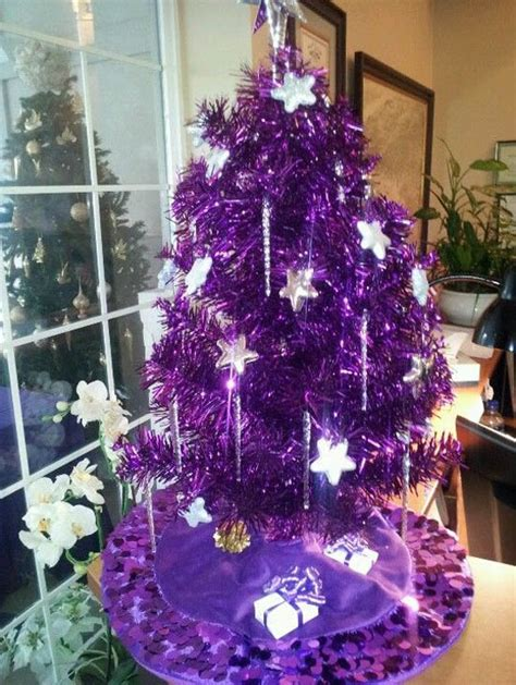 purple decorated christmas trees 35 breathtaking purple christmas decorations ideas all 5322