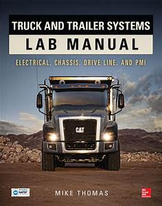 Truck And Trailer Systems Lab Manual  Ebook