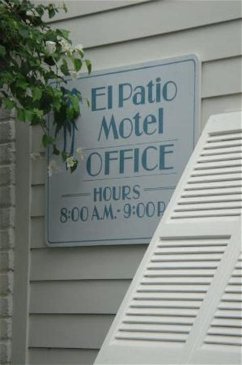 el patio motel updated 2017 prices hotel reviews key