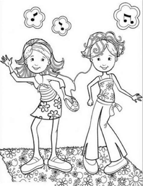 cute coloring pages for girls BestAppsForKids com