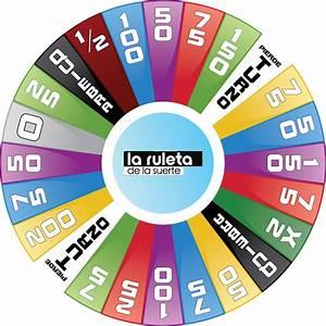 ruleta de numeros de la suerte