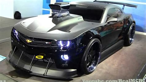 camaro modified 2014 camaro zl1 turbo heavily modified youtube youtube
