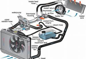 How Radiator Works In Automobile