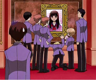 Haruhi Host Club Ouran Tamaki Anime Ohshc