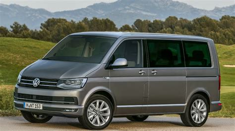 2016 Volkswagen T6 Multivan Highline 4motion Drive And Design