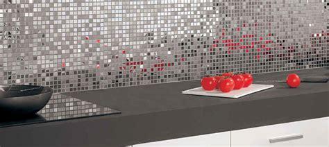adhesif carrelage mural cuisine carrelage inox leroy merlin