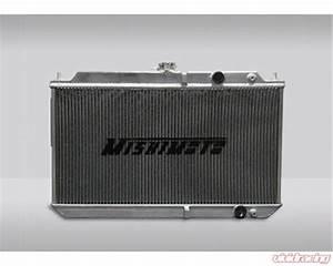 Mishimoto Performance Radiator Acura Integra Manual 94