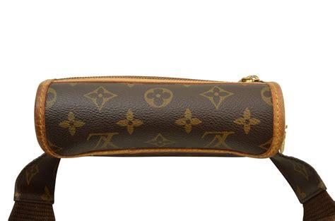 louis vuitton monogram bum bag bosphore waist pouch