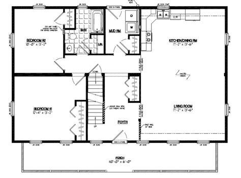 Mountaineer Deluxe Certified Home Floor