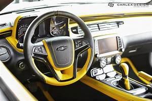 Carlex Design Chevrolet Camaro Custom Interior