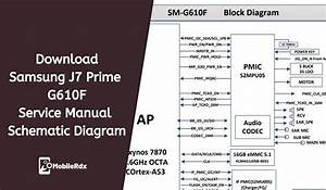 Download Samsung G610f Service Manual And Schematic Diagram