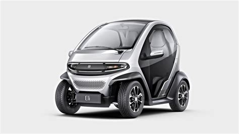 Compact Electric Cars by This Crowdfunded Low Speed Electric 2 Seater Is The