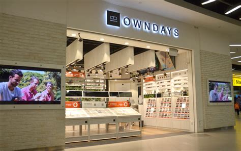 len shop nex owndays store optical shop