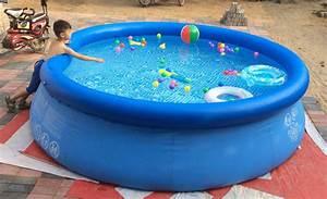 Piscine Gonflable Avec Pompe : piscine gonflable 305x76 ~ Dailycaller-alerts.com Idées de Décoration