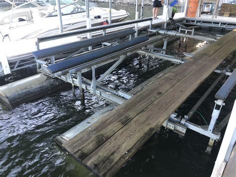 12,000LB Galva Lift - Dock Dealers - Used Docks, Lifts For ...