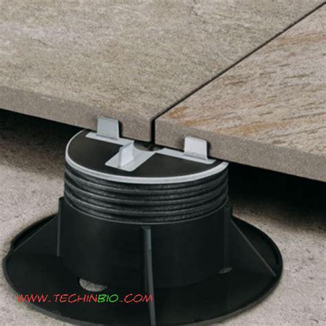 Pavimenti Rialzati Per Interni Piedini Regolabili Per Pavimenti Galleggianti 2 Pannelli