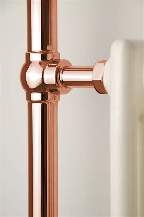 towel copper radiator warmer radiators rails copperfield bathroom chester heating