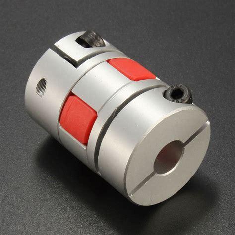 mmxmm aluminium flexible shaft coupling stepper motor shaft coupler  qw  ebay