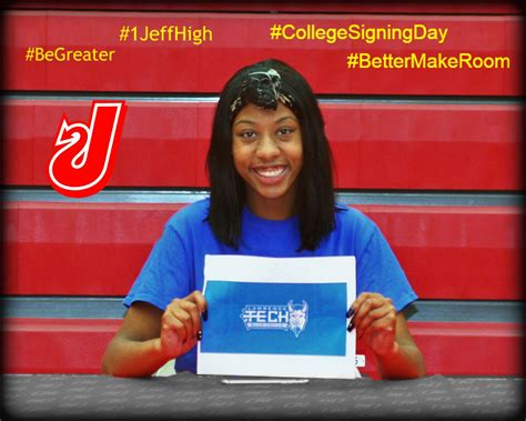 college signing day jhs jeffersonville high school