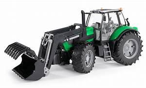 Spielzeug Online Bestellen : bruder spielzeug traktor deutz agrotron x720 mit frontlader online kaufen otto ~ Orissabook.com Haus und Dekorationen