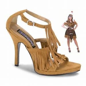 Schuhe Mit Fransen : indianer sandalette mit fransen damen schuhe zu kost m indianerin fasching party ebay ~ Frokenaadalensverden.com Haus und Dekorationen