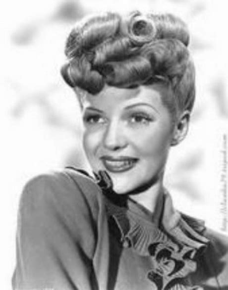 1940s Hairstyles Updo by 1940 Hairstyles