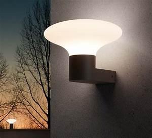 Luminaire Exterieur Design : luminaire ext rieur mural design ~ Edinachiropracticcenter.com Idées de Décoration