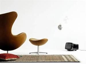 Fauteuil En Forme D Oeuf : exceptional fauteuil en forme d oeuf 7 fritz hansen fauteuil oeuf egg noir design cuir arne ~ Teatrodelosmanantiales.com Idées de Décoration