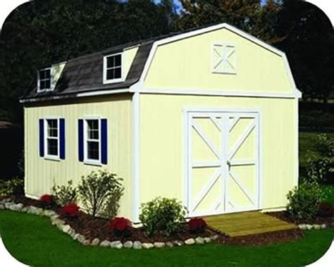 12x20 shed kit handy home products sequoia 12x20 wood storage shed kit