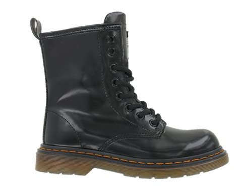 Black Boots : Primigi Pathey Black School Boots