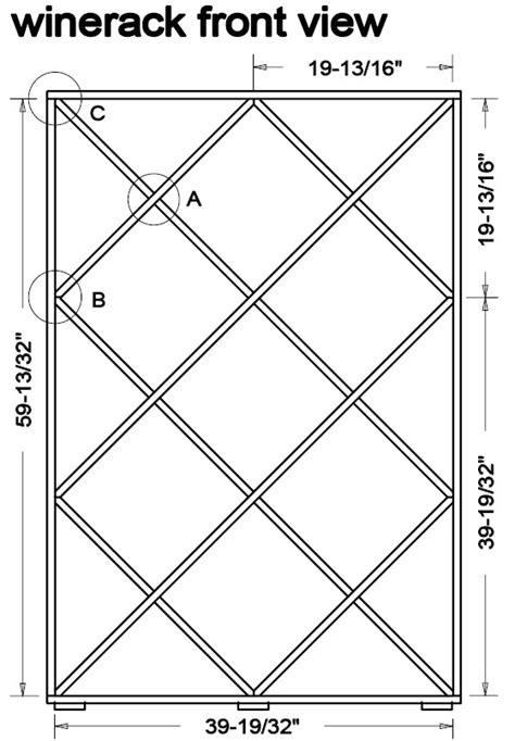 wine rack plans woodwork diy wine rack plans pdf plans