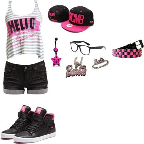 Polyvore swag outfits girls - Google Search | swag outfit | Pinterest | Ring necklace Teen ...