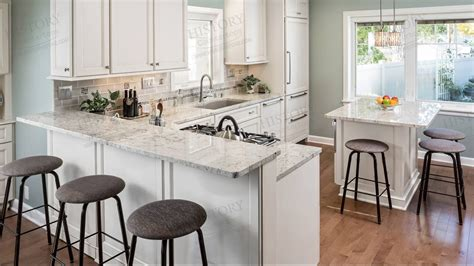 river white granite countertops  kitchen youtube