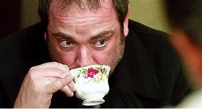 Supernatural Tea Crowley Please Put Gifs Misery