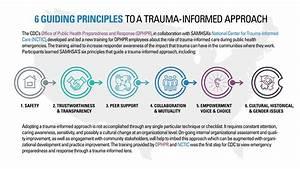 Infographic  6 Guiding Principles To A Trauma
