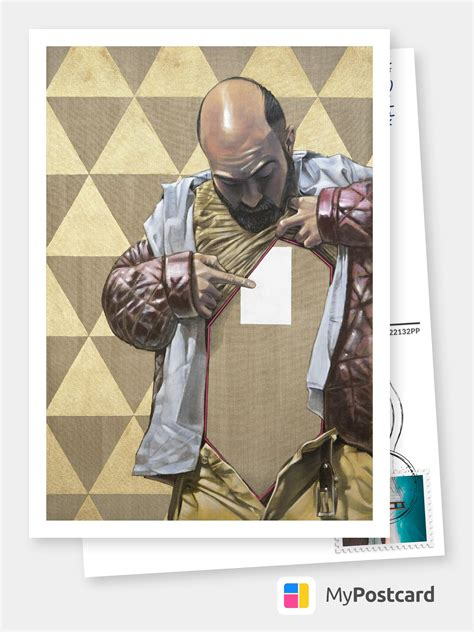 turned   art photo illustration cards
