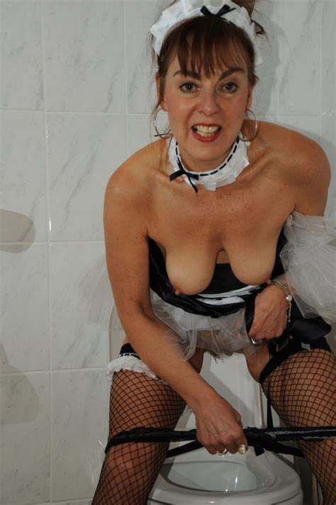 French Maid Mature Pissing Porn The Hairy Lady Blog