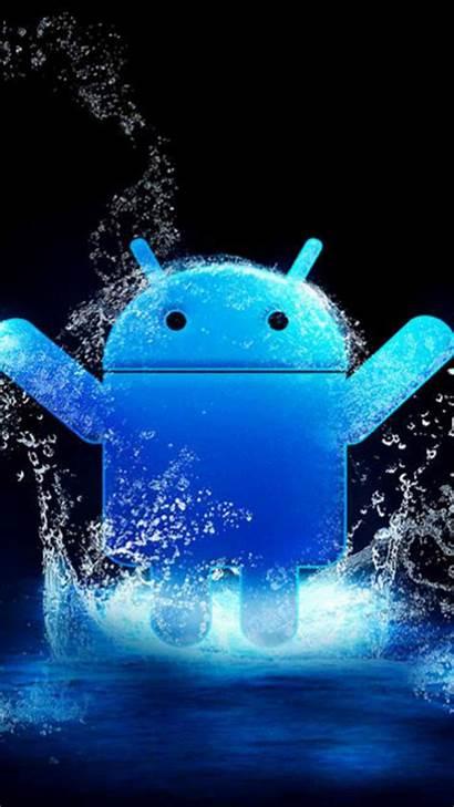 Android Wallpapers Smartphone Happy Splash Getphotos