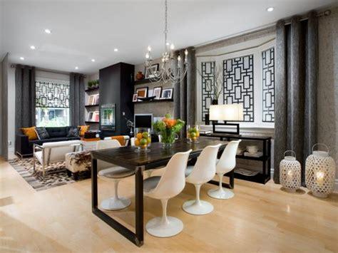 living roomdining room makeover  gutted  gorgeous hgtv
