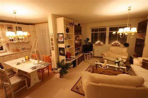 Wohnzimmergestaltung mit modernem Kamin RAUMAX