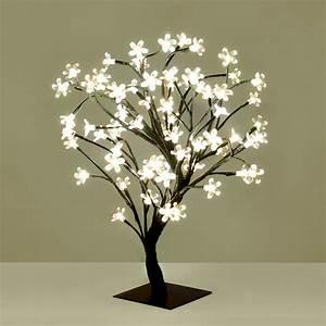Modern Warm White LED Bonsai Tree with 72 LED Fairy Twig