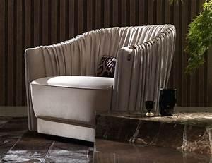 Roberto Cavalli Home : nella vetrina sharpei roberto cavalli home modern luxury italian armchair in wood and leather ~ Sanjose-hotels-ca.com Haus und Dekorationen