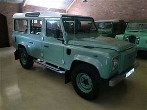 2016 Land Rover Defender 110 Heritage Csw With Low Mileage