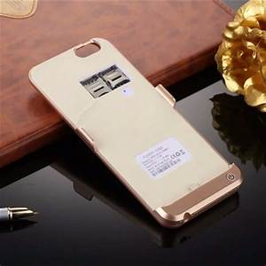 3500mah Power Bank Backup Battery Case Charger Cover Sd