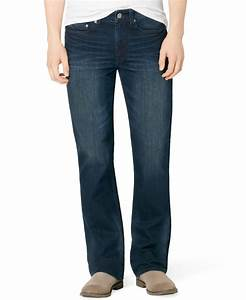 Calvin klein jeans Menu0026#39;s Bootcut Jeans in Gray for Men (Osaka Blue) - Save 22% | Lyst