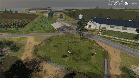 map final fs farming simulator   mod ls mod