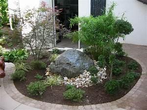 Runder quellstein haufler baumschule und gartengestaltung for Garten planen mit bonsai acer