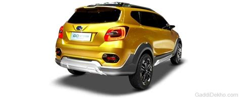 Datsun Cross Picture by Datsun Go Cross Car Pictures Images Gaddidekho